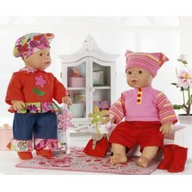 Patron n°7903 : Robes de poupées