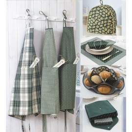 Patron n°8125 : Accessoires pour la cuisine