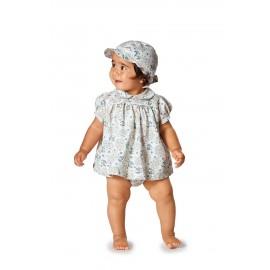Patron n°9496 : Casquettes et Chapeaux pour enfants