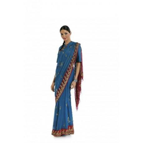 Patron n°7701 : Robe d'Indienne