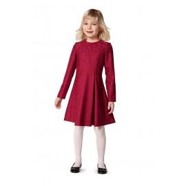 Patron n°9431 : Robe plissée