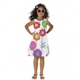Patron n°9544 : Robe pour fille
