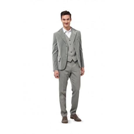 Patron n°6871 : Costume et Veste pour homme