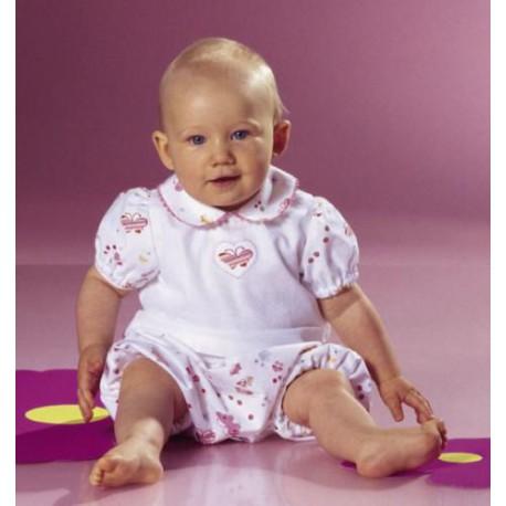 Patron n°9752 : Ensemble bébé