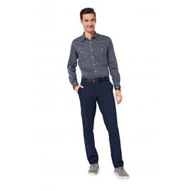 Patron n°6873 : Pantalon d'homme : Devant plat et coupe étroite
