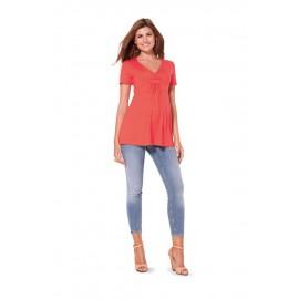 Patron n°6956 : T-shirt et Robe de maternité
