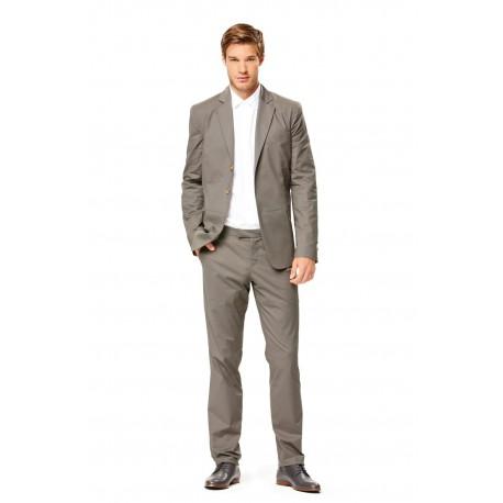 Patron n°7194 : Costume complet pour Homme