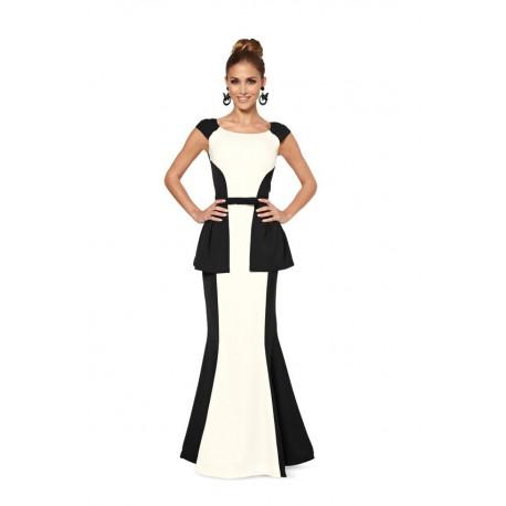 Patron n°6869 : Robe, Robe de Mariée, Jupe