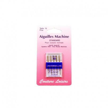 Aiguilles machine universelles (x5) - 70/10