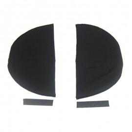Épaulettes classiques noires