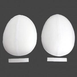 Épaulettes raglans blanches