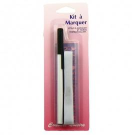 Kit à marquer (ruban+stylo)
