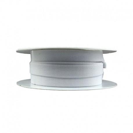 Élastique tissé larg. 5mm - Rouleau 25m