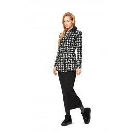 Patron n°6847 : Veste à zip
