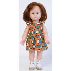 Patron Robe et sac pour enfant et Robe pour poupée