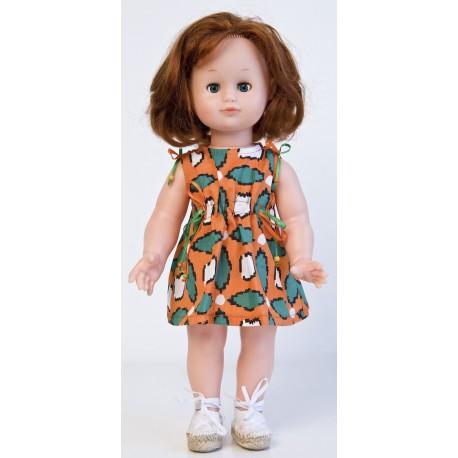 Robe et sac pour enfant et Robe pour poupée