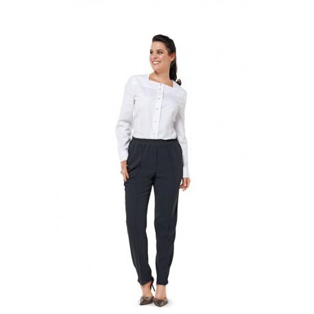 Patron n°6859 : Pantalon élastique à la taille
