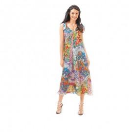 Patron N°6663 : Robe d'été