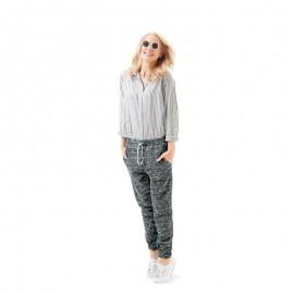 Patron N°6659 Burda style : Pantalon jogging
