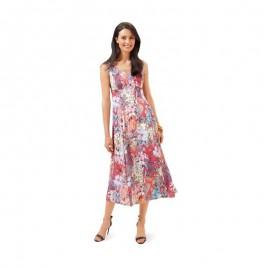 Patron N°6670 : robe à bretelles