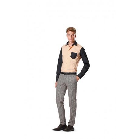 Patron n°6933 : Pantalon pour Homme