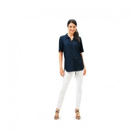 Patron N°6662 : Robe et blouse
