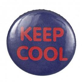 Badge keep cool