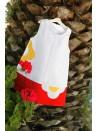 Robe trapèze (Patron pour fillette et poupée)