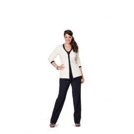 Patron n°6948 : Veste et T-shirt
