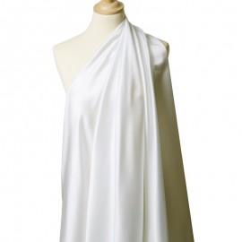 Tissu Satin Duchesse Ivoire x10cm
