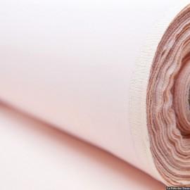 Tissu Crêpe Cady 100% soie nude x10cm
